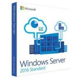 Microsoft Windows Server Standard 2016 English 1pkDSP OEI 4Cr NoMedia/NoKey(POSOnly)AddLic, P73-07232